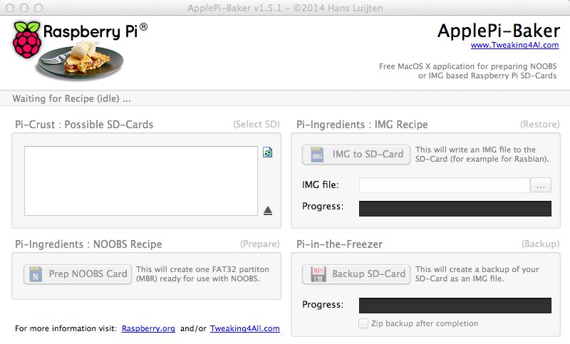 Creer une carte sd ou micro sd pour raspberry pi 123 for Commentaire faire une couleur beige 12 blog
