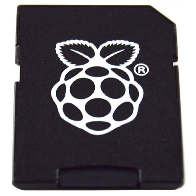 Créer une carte système pour Raspberry Pi (version 1,2 ou 3)