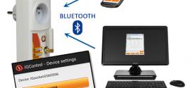 Mise à jour des appareils IQtronic via Bluetooth