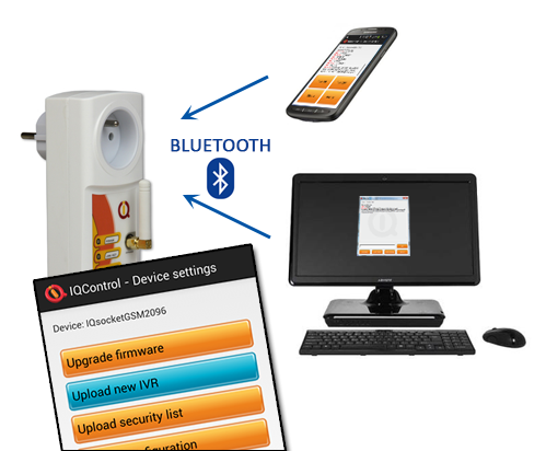 Aller plus loin avec IQsocket et IQconbox : mise à jour, serveur vocal…