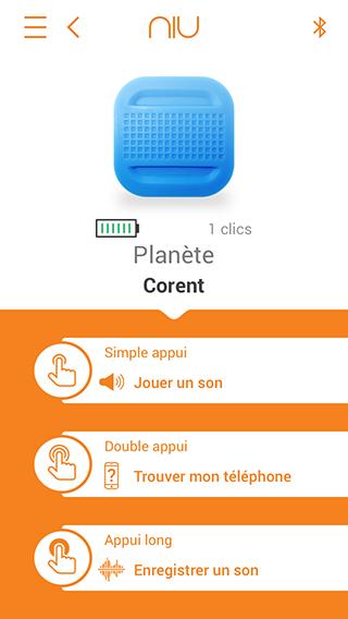 Configuration complète du NIU sur l'app mobile iOs