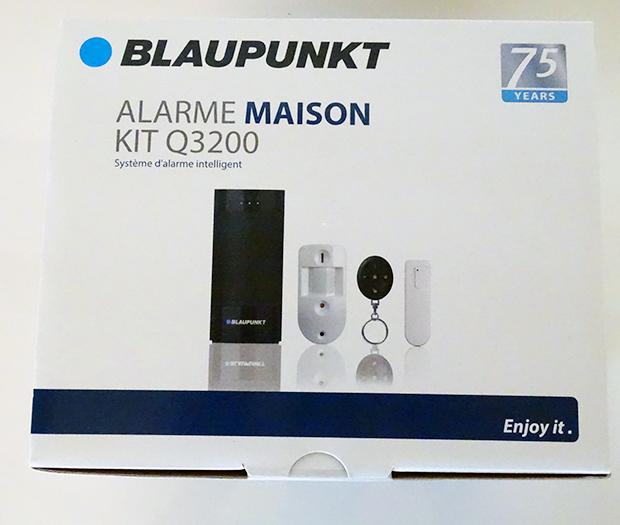 Boite du Blaupunkt Q3200