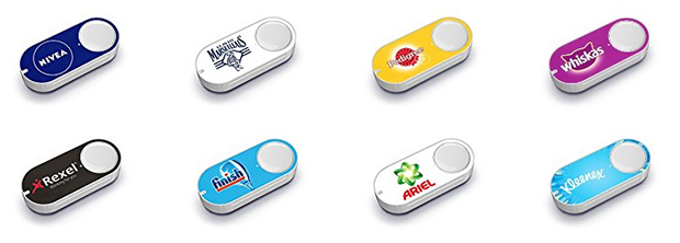 Avec l'Amazon Dash, Amazon s'invite chez vous via Dash Button