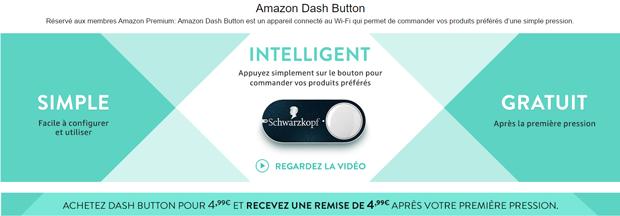 Amazon Dash promo
