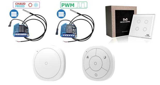 Support de nouveaux appareils Z-Wave
