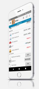 ZiPilot sur mobile