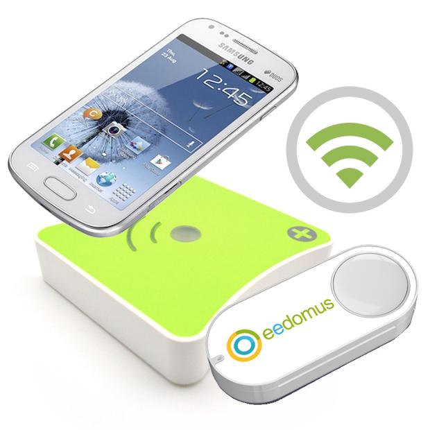 eedomus : le bouton Amazon Dash et le détecteur DHCP