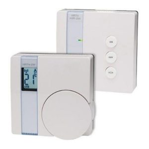 Pack thermostat et actionneur secure