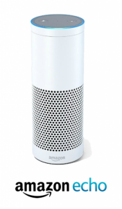 Exemple d'Amazon Echo
