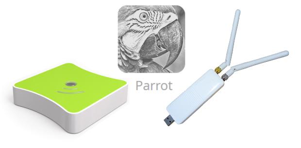 Mise à jour RFPlayer Parrot
