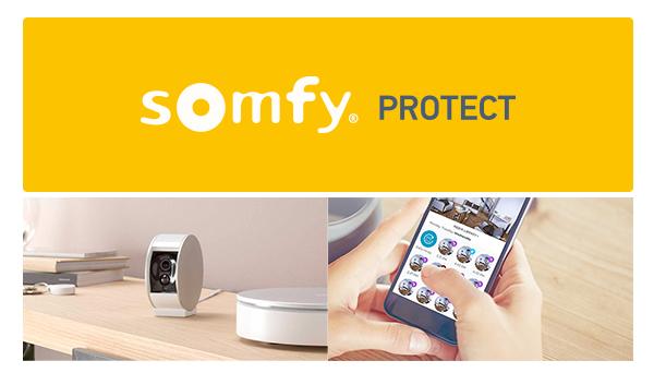 MyFox devient Somfy Protect, caméra Somfy One à venir prochainement