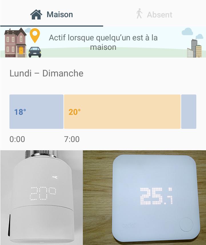 Tado°, le système de thermostats connecté et intelligent