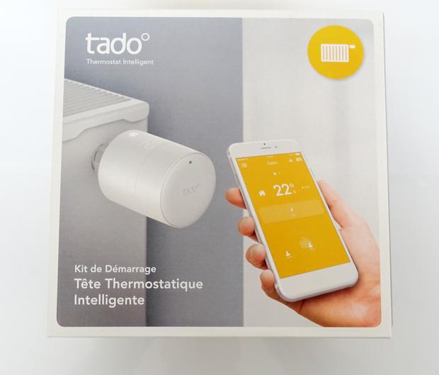 Pack de têtes thermostatiques Tado°