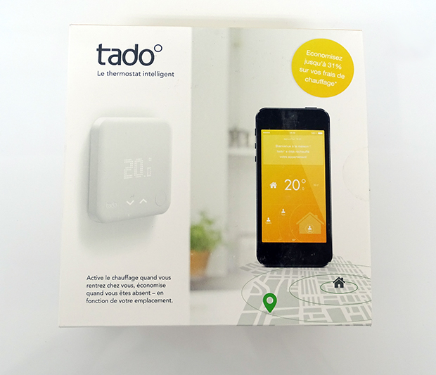Pack Thermostat intelligent de Tado°