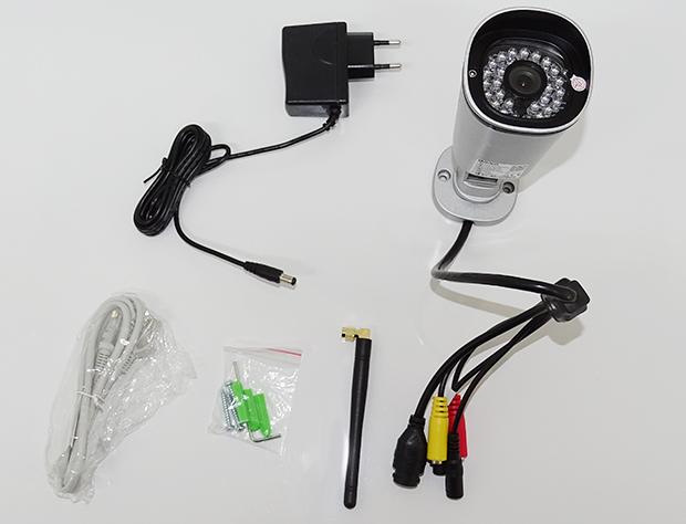 La caméra IP Orno WiFi : un système de surveillance vidéo HD