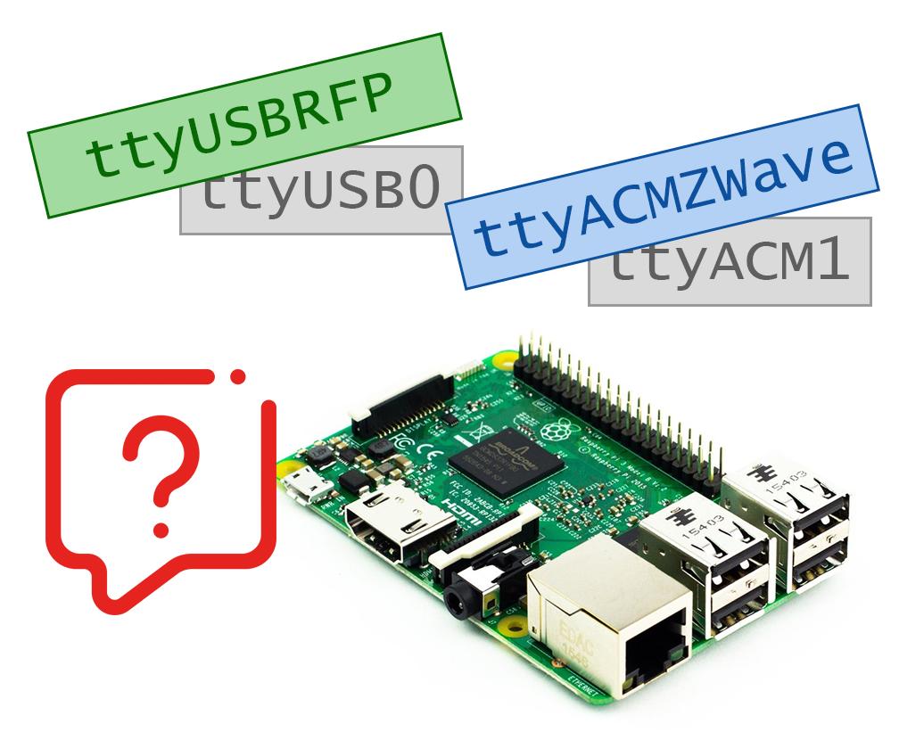 Donner une adresse persistante à un périphérique sur Domoticz et Raspberry Pi
