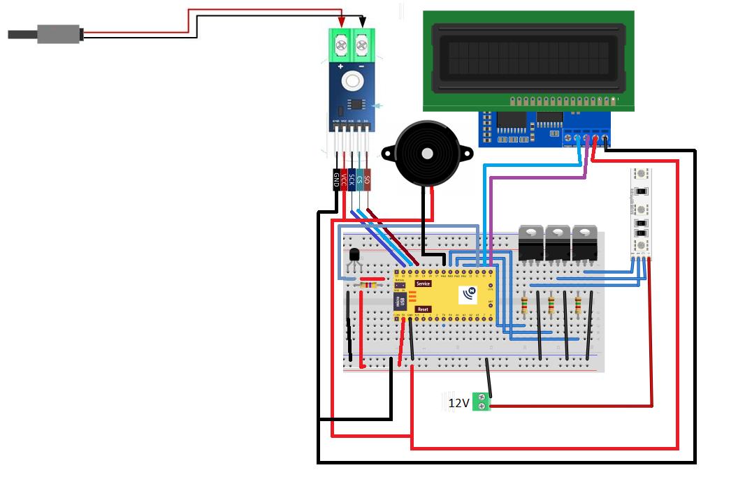 Z-UNO – Guide pour créer un système pour chauffage au bois