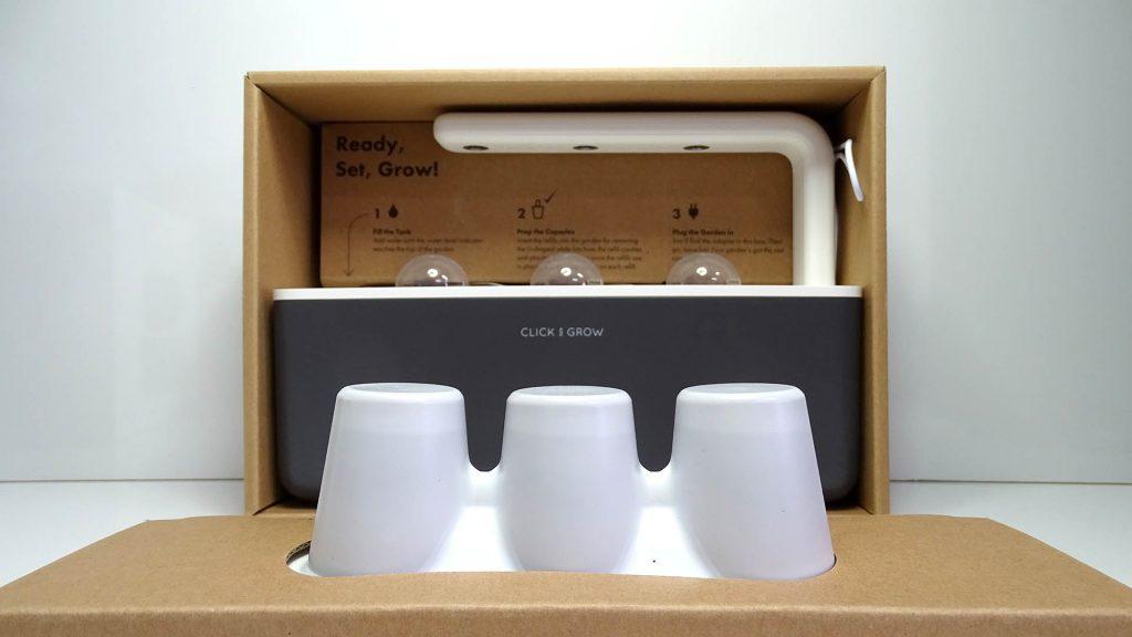 Les cups de Basilic