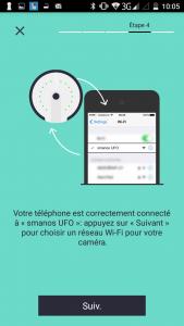 3 - Connexion
