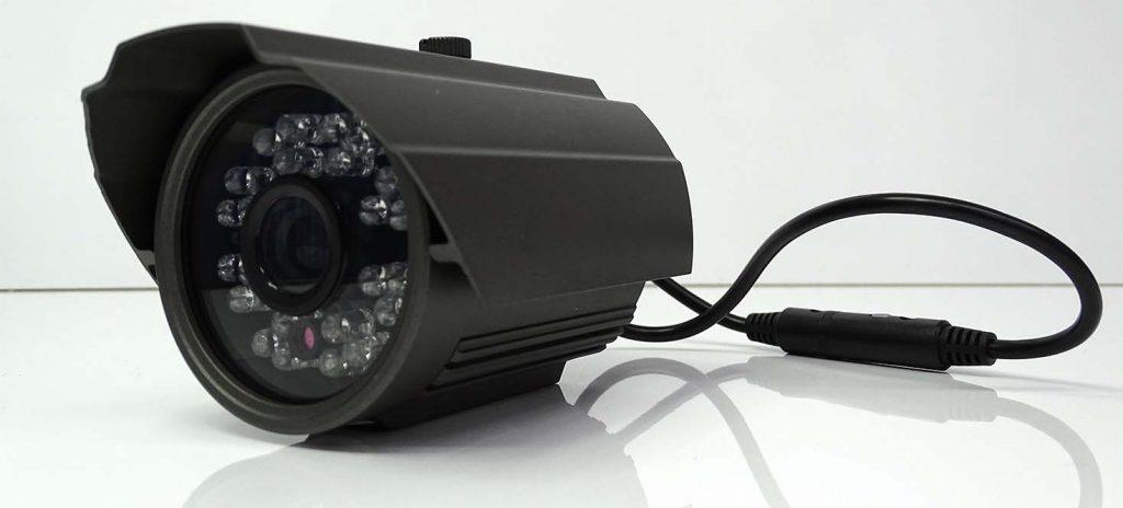 Caméra vidéo sans le pied
