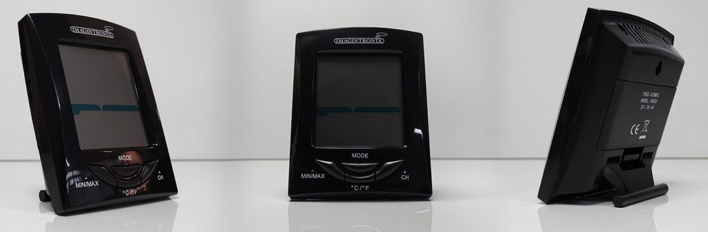 L'afficheur digital du XH300