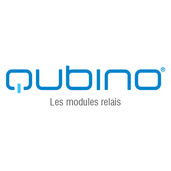 Découverte des modules Qubino : Les modules relais
