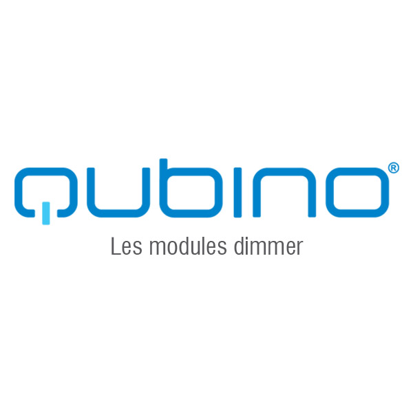 Découverte des modules Qubino : Les modules dimmer