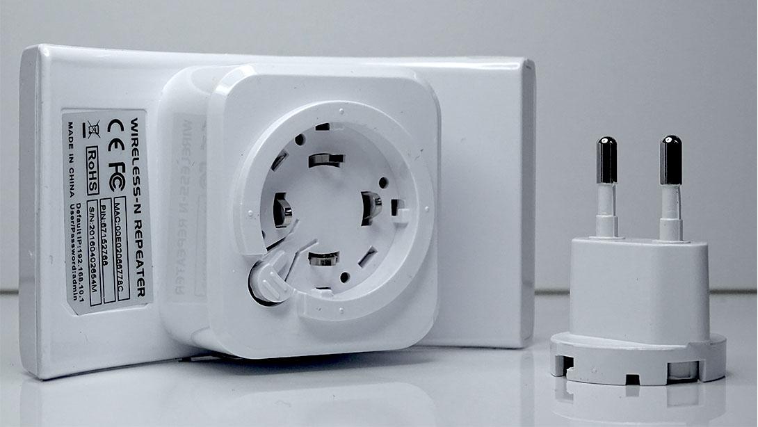 Connectez votre box domotique en wifi grâce à notre répéteur wifi