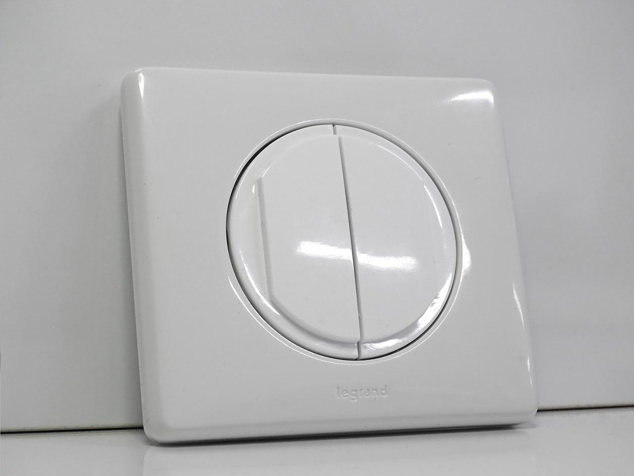 Trio2Sys, les interrupteurs compatibles Céliane et Odace