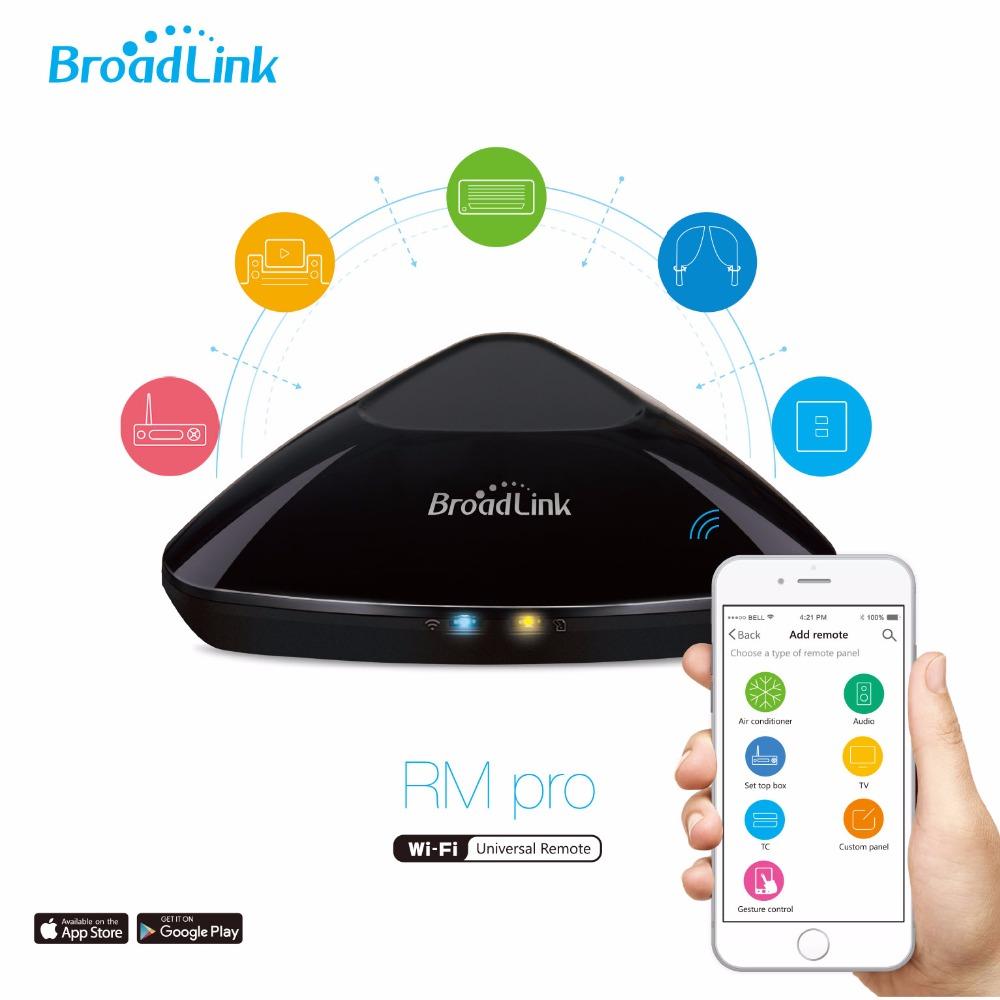 Rendre le Broadlink RM Pro compatible avec IFTTT