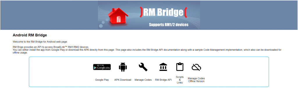 Site RM Bridge