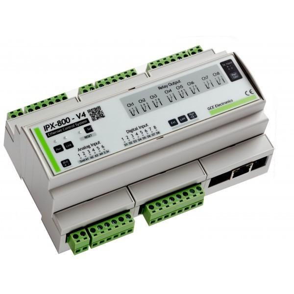 Comment créer un système d'alarme complet avec une IPX800