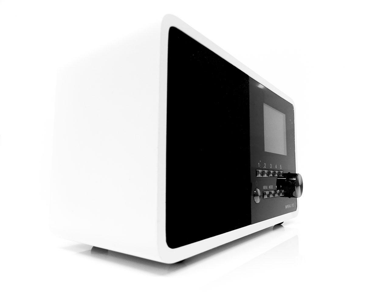 La radio internet Imperial I110 pilotable en DLNA par l'eedomus