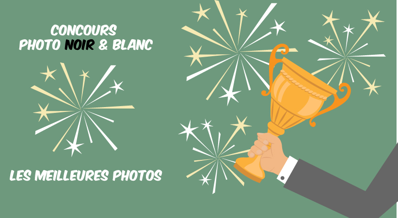 Les meilleures photos du concours Noir & Blanc