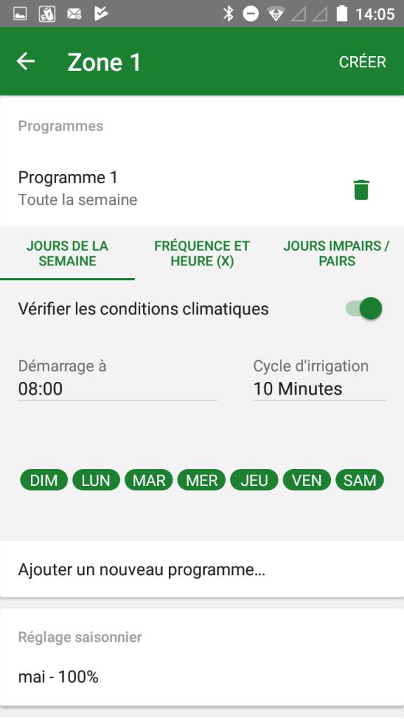 5 - Programme