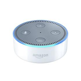 Amazon Echo Dot 2 - Blanc