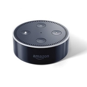 Amazon Echo Dot 2 - Noir