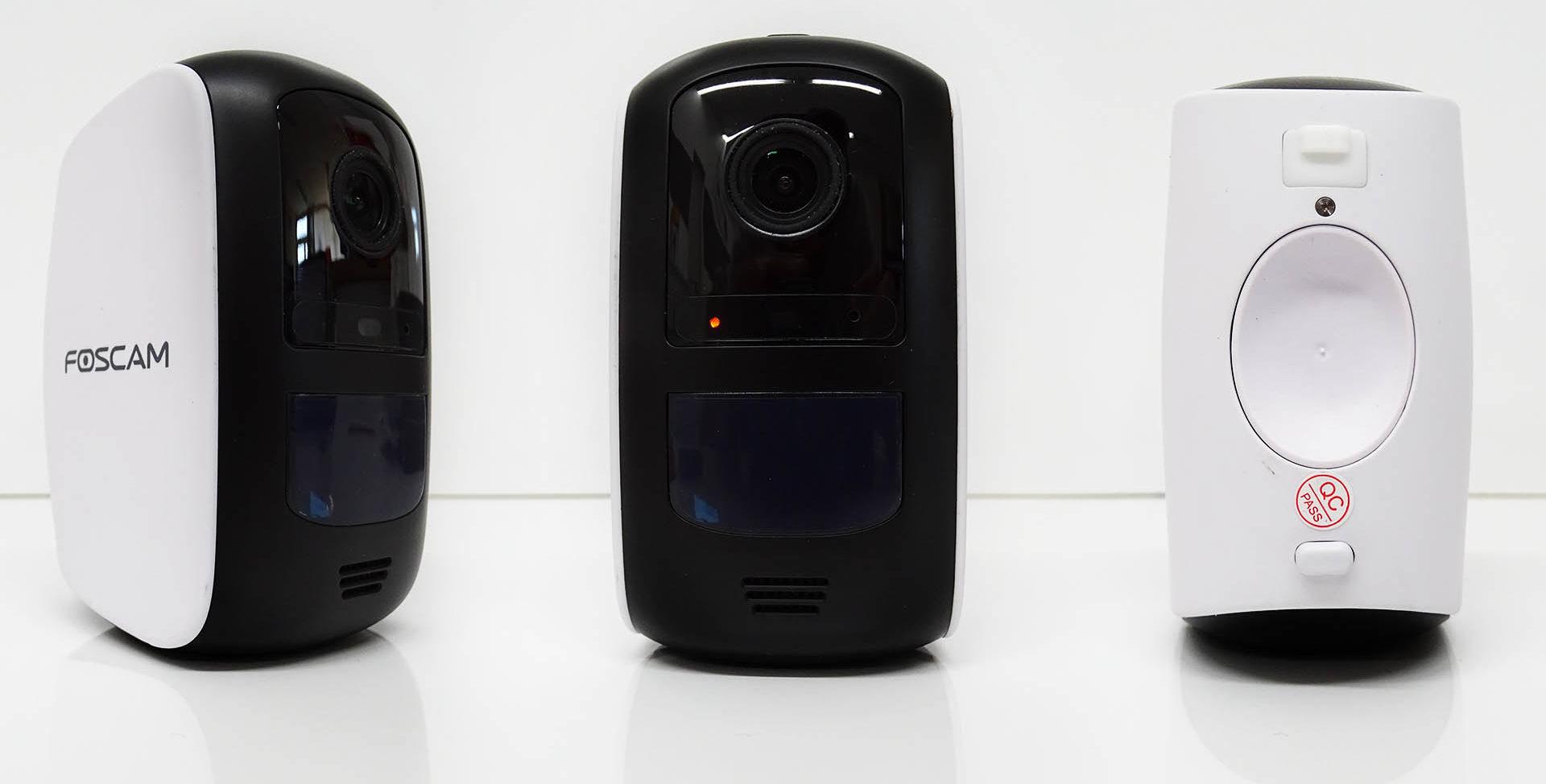 Foscam E1 : découverte de la caméra de surveillance sur batterie