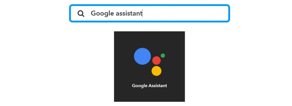 3 - Recherchez Google Assistant