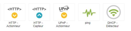 Actionneur HTTP