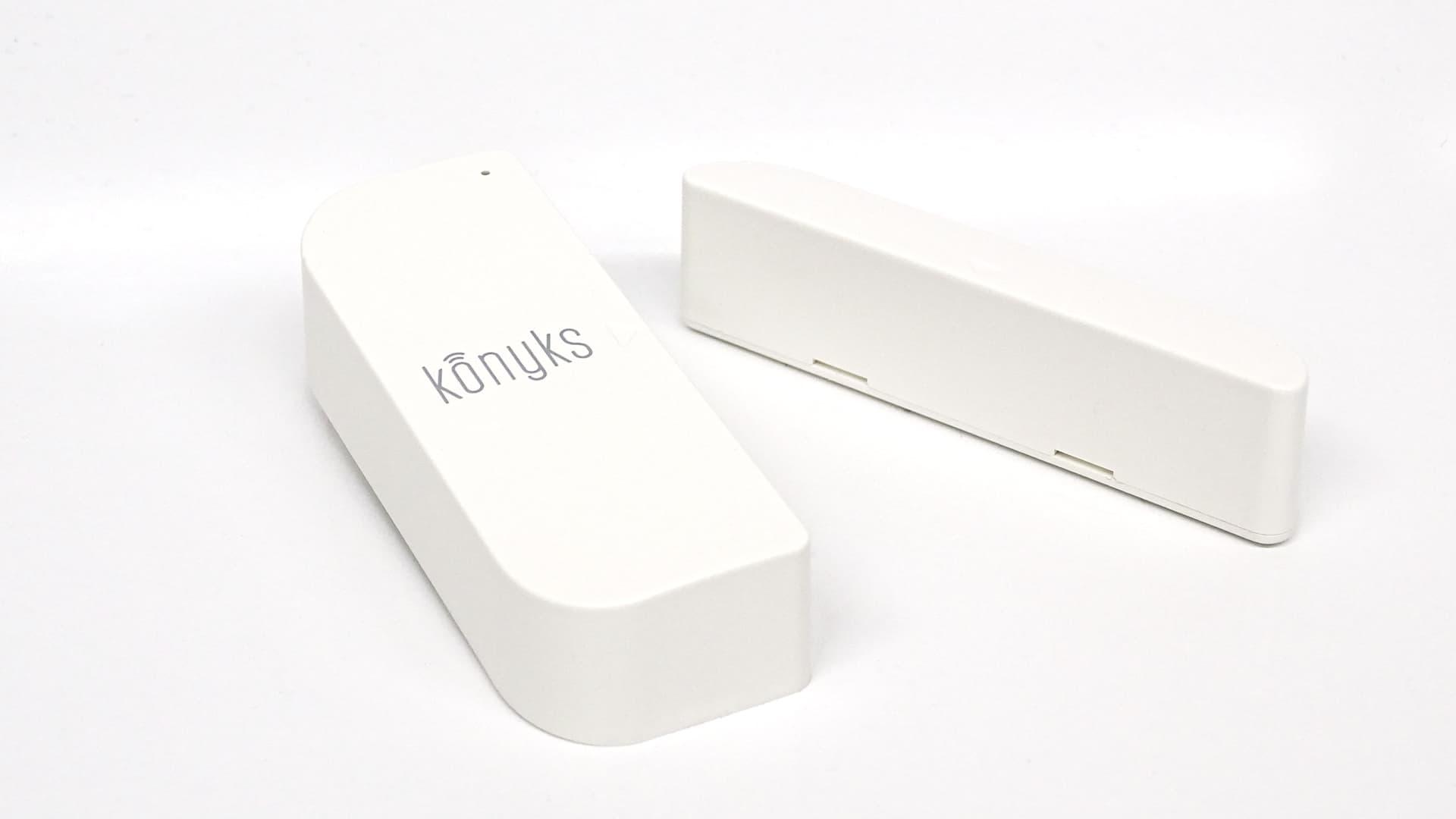 Senso, le détecteur d'ouverture WiFi de Konyks