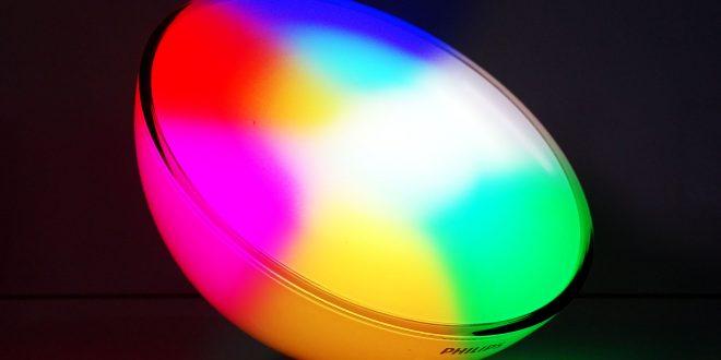 Philips Hue Go - 16 Millions de couleurs