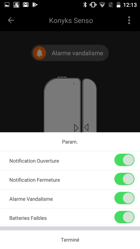 5 - Gestion des notifications