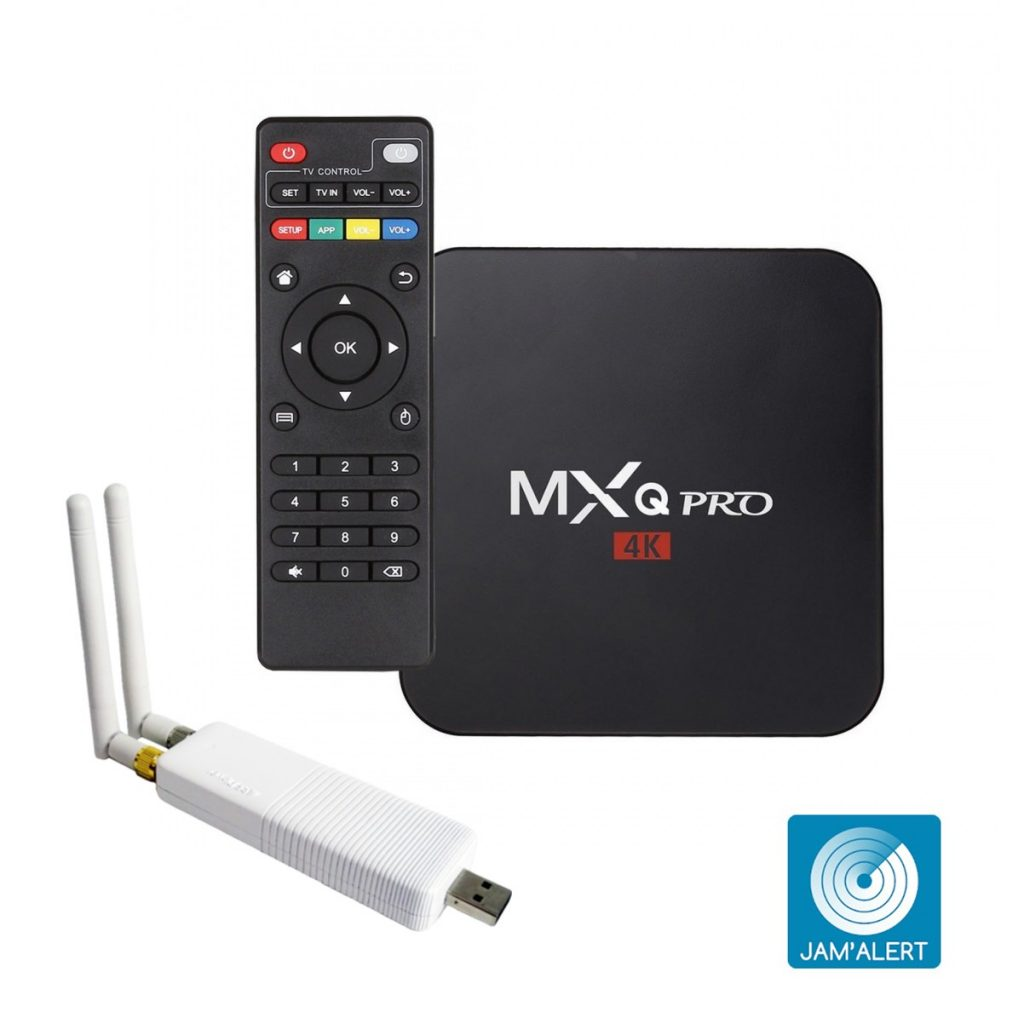 Kit RFPlayer et Box Android
