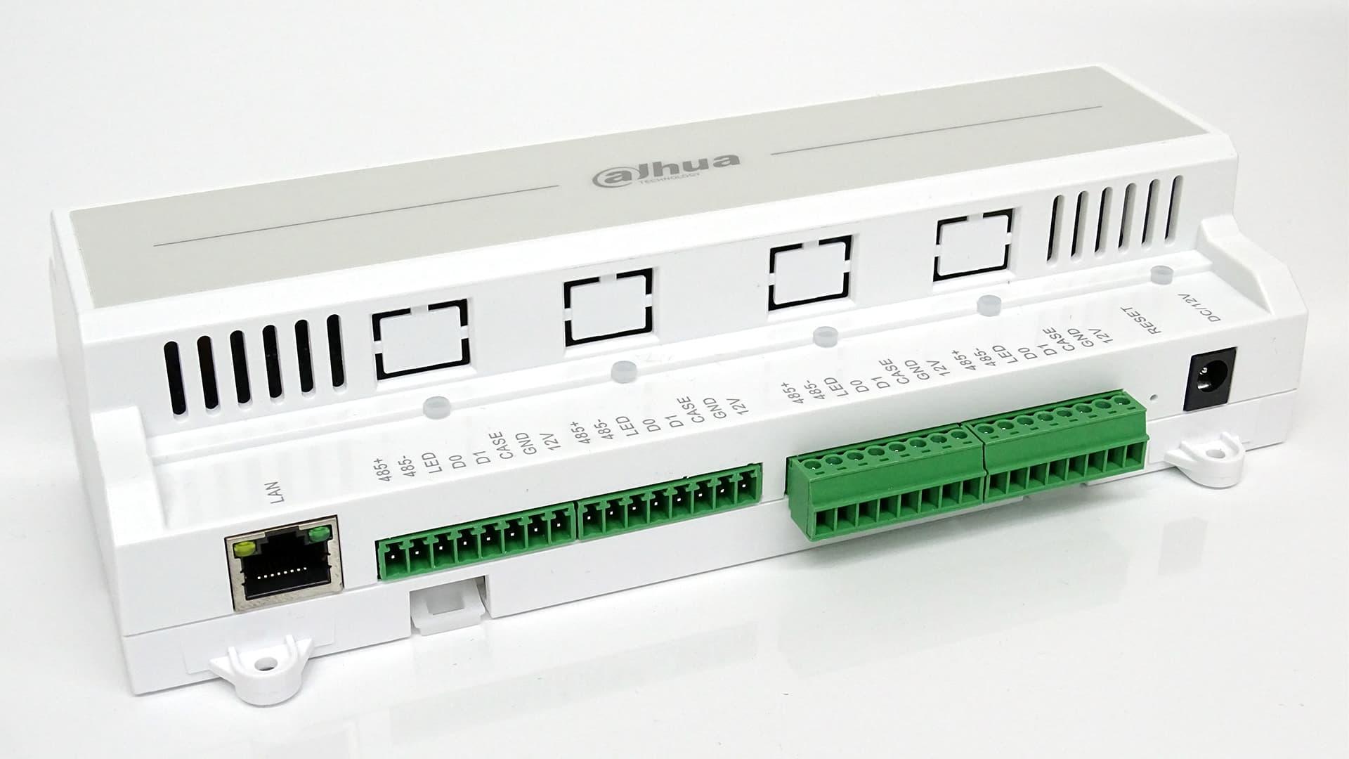 Dahua AS1202B, le contrôleur d'accès polyvalent et performant