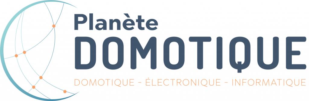 Nouveau Logo Planète Domotique