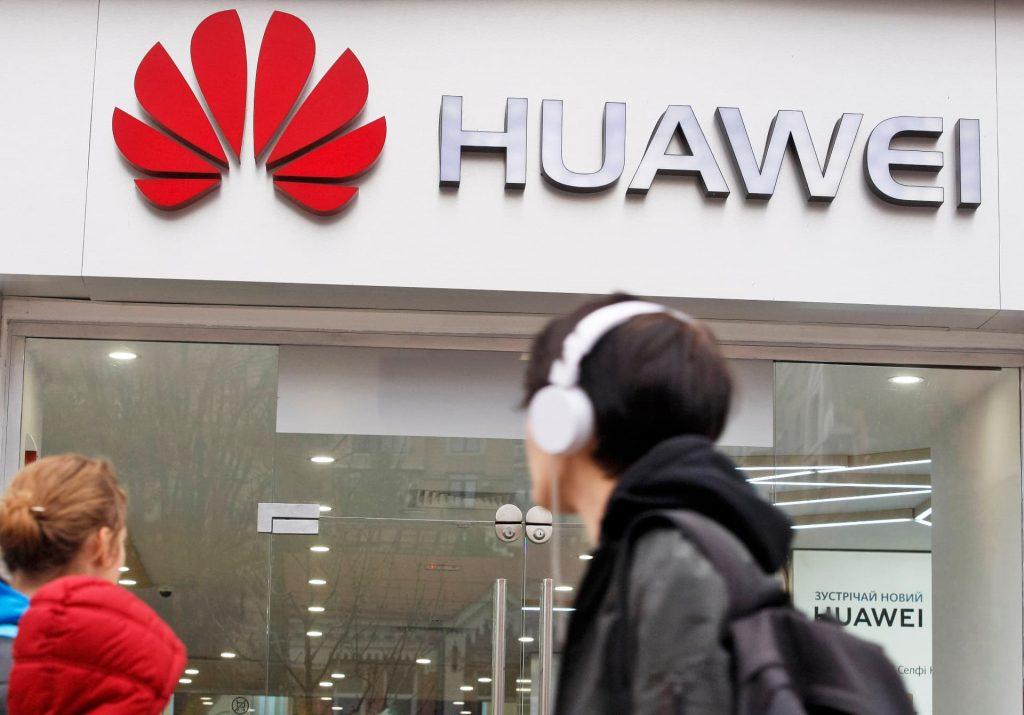 Huawei de Viewimage/Shutterstock