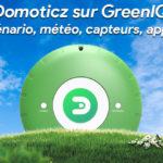 Domoticz sur GreenIQ : Guide, scénario, météo, capteurs, application…