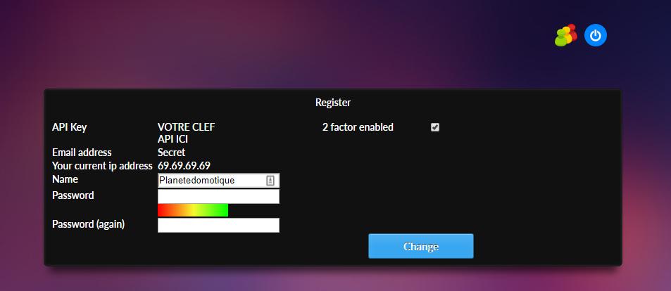 Clef API