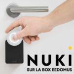 Nuki Smart Lock 2.0, la serrure conne...